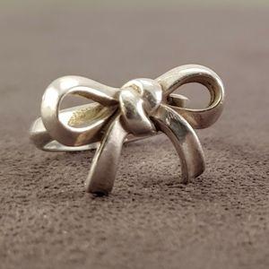 James Avery Bow Ring - Retiring Design
